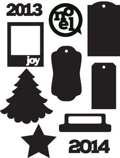 Free cutting files - from Scrapbook and Cards Today #Silhouette #CutFile