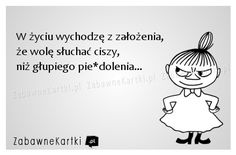 Stylowa kolekcja inspiracji z kategorii Humor Best Quotes, Funny Quotes, Funny Thoughts, Just Smile, Man Humor, Wisdom Quotes, Sarcasm, Life Lessons, Quotations