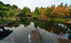 Oyasiki-no-niwa, Koko-en, Himeji
