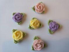 Tığ işi gül yapımı/Örgü modelleri - YouTube Crochet Videos, Crochet Toys, Knit Crochet, Crochet Hair Accessories, Crochet Hair Styles, Afghan Crochet Patterns, Applique Patterns, Crochet Doilies, Crochet Flowers