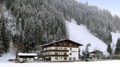 #Pension Hollersbach in #Kitzbühel  günstig #buchen - günstige Angebote an Weihnachten, Silvester, Karneval und Ostern - #Skiurlaub #Kitzbühel