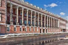 Catherine Palace, Moscow