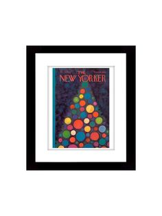 New Yorker Cover - 12/20/1969 by Conde Nast Store on Gilt Home