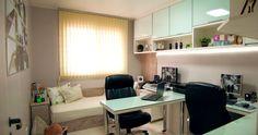 home office e quarto de hospede - Pesquisa Google