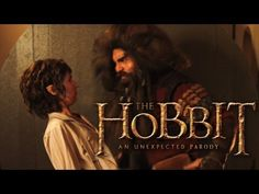 The Hobbit: An Unexpected Parody by The Hillywood Show®  - via The Hillywood Show - YouTube