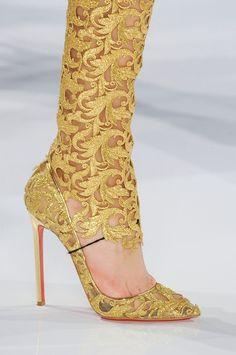 runway-shoes:    Alexandre Vauthier Fall 2012