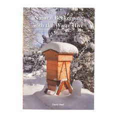 """Everything you need to know about managing Warre hives! David Heaf, the mastermind behind """"The Bee-friendly Beekeeper."""" Learn more."""