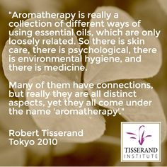 Interested in Aromatherapy and Essential Oils? Click here for to learn essential facts quickly and easily with Tisserand Institute Infographics.