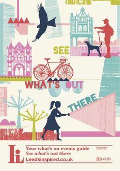 Leeds Inspired Postcards 2014   Leeds Inspired