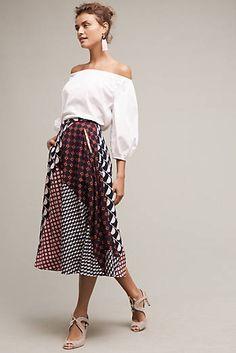 Marilyn Dot Skirt