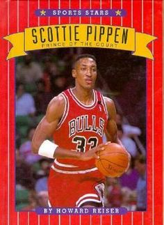 Cover image for Scottie Pippen : prince of the court