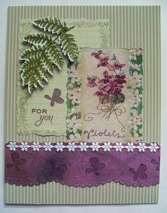 WT315, Crafty Secrets Violets