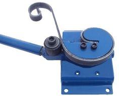 Dobladora de hierros para herrería artística Metal Bending Tools, Metal Working Tools, Metal Tools, Metal Art, Forging Tools, Blacksmith Tools, Welding Tools, Metal Projects, Welding Projects