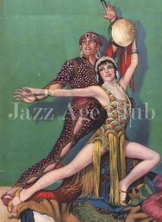 """ The Dance Magazine, January Illustrator Jean Oldham. Dance team of Fowler and Tamara. Addison Fowler and Florenz Tamara were one of America's leading exponents of ballroom dancing. Dance Magazine, Magazine Art, Magazine Covers, Art Deco Illustration, Harlem Renaissance, Old Magazines, Vintage Magazines, Vintage Prints, Vintage Posters"