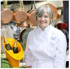 Nadia Santini, matriarch and head chef at Dal Pescatore in Mantova, Italy, has been named the 2013 Veuve Clicquot Worlds Best Female Chef