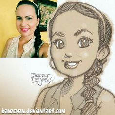 #robertdejesus #art #sketch #nice  banzchan.deviantart.com