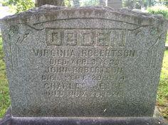 Virginia Robertson Ogden