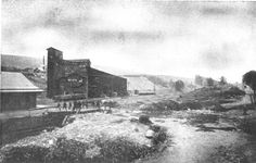 Early Mining Pictures from Summit Hill Pennsylvania and Panther Creek Valley