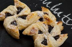 Finnish Christmas pastry with prune filling- my husband's favourite Joulutortut