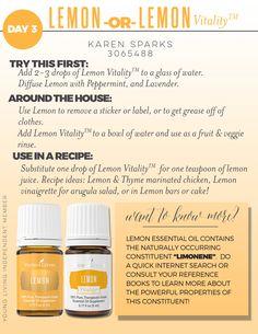 Lemon oil is included in the Young Living Premium Starter Kit. Order a kit at http://yldist.com/karensparks/premium-starter-kit/