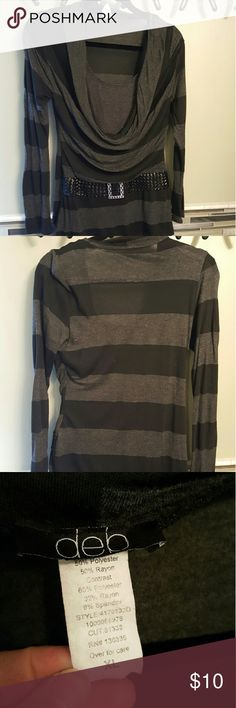 . DEB xl dress top worn a couple times Tops Blouses