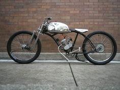 THUNDERCHIEF Motorised Bike