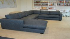 Custom made sofa bed #australianmade #custommade #sofabed #sofa #loungesuite #livingroom