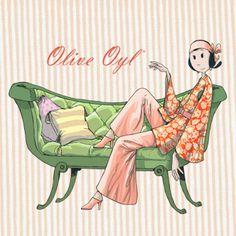 Premium Licensing & Promotions - Olive Oyl Nostalgia Fashion