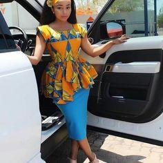 new shweshwe traditional dresses 2019 African Print Dress Designs, African Print Dresses, African Print Fashion, Africa Fashion, African Fashion Dresses, African Dress, Sepedi Traditional Dresses, African Fashion Traditional, Traditional Weddings