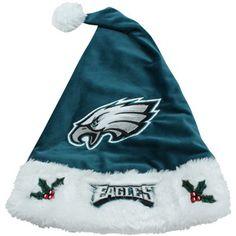 Philadelphia Eagles Santa Hat