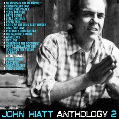 HIATT- Anthology 2 CD COVER