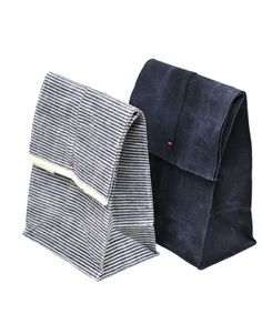 "Sculptural ""Paper"" Bag by Metsa"