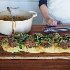 Smoked Porter-Braised Beef Short Ribs | Food & Wine