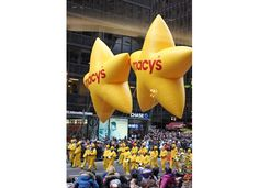 Checked this off my bucket list.   Macy's Thanksgiving Day Parade.