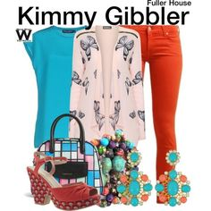 46ca1234edd8 Inspired by Andrea Barber as Kimmy Gibbler on Fuller House - Shopping info!