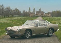 Maserati 5000 GT (Frua), 1962