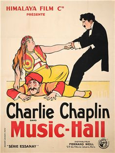 charlot a teatro (a night in the show)_1 fr - (1920s re-release)