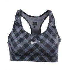 ¡Súper firme y cómodo! Entrena con estilo y sin preocupaciones con el nuevo sportsbra de Nike Pro Bra Printed.