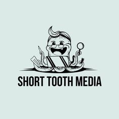 Create a logo for Short Tooth Media -