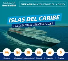 Cruises, Entertainment, Islands
