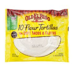 also rec: Mission Small/Fajita Flour Tortillas.rec with reservations: Mission Restaurant Style Small/Fajita Flour Tortillas, La Banderita Fajitas Healthy Lunch Meat, Toaster Oven Cooking, Mexican Food Recipes, Snack Recipes, Snacks, Mexican Pulled Pork, Soft Tacos, Americas Test Kitchen, Flour Tortillas