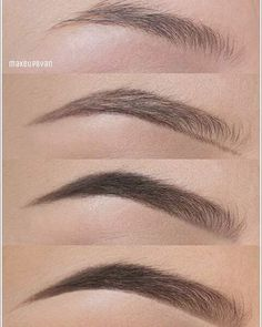 Eyebrows Tutorial at a Glance