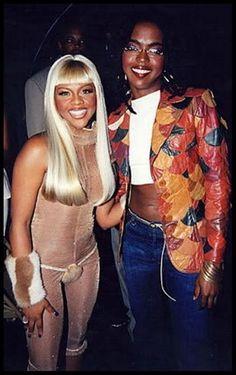 Lil Kim & Lauryn Hill