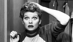 Lucille Ball Sexy   lucille ball i love lucy silly face