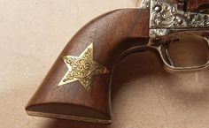 ❦ Colt Single Action Engraved Army Revolver          Sold for $ 17,825