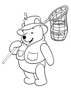 Get this Winnie the Pooh fun coloring page for your coloring collection. Winnie the Pooh fun coloring page. Find and print your favorite cartoon coloring pages and sheets in the Coloring Library free! Food Coloring Pages, Cartoon Coloring Pages, Disney Coloring Pages, Animal Coloring Pages, Coloring Pages To Print, Free Printable Coloring Pages, Coloring Pages For Kids, Coloring Books, Winnie The Pooh Drawing
