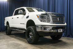Lifted 2016 Nissan Titan XD 4x4 $60,000