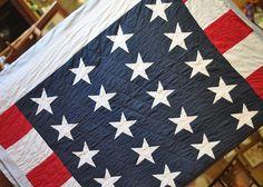 I love #americana #quilts!