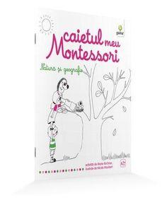 Caietul si Activitatile de tip Montessori  de la Editura Gama