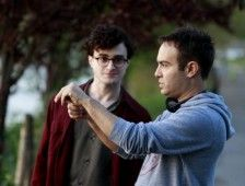 Lessons First-Time Directors Won't Learn Until It's Too Late w/ the director of Kill Your Darlings. 1) watch your background actors, 2) Don't save the best for last, 3) post-wrap blues. #directing